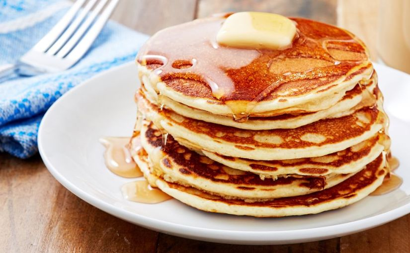 What's up Short Stack? Pancakes for yourlittles!